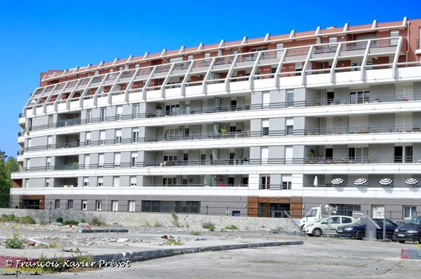 Immeuble neuf la capelette 13010 Marseille