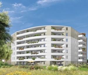 Achat d'un appartement neuf dans le 13004 - Orée du Parc
