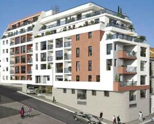 Acheter un appartement neuf dans le 13004 - Résidence Villa Flora