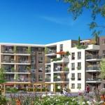 Acheter du neuf dans la résidence via Calanqua 13009 Marseille