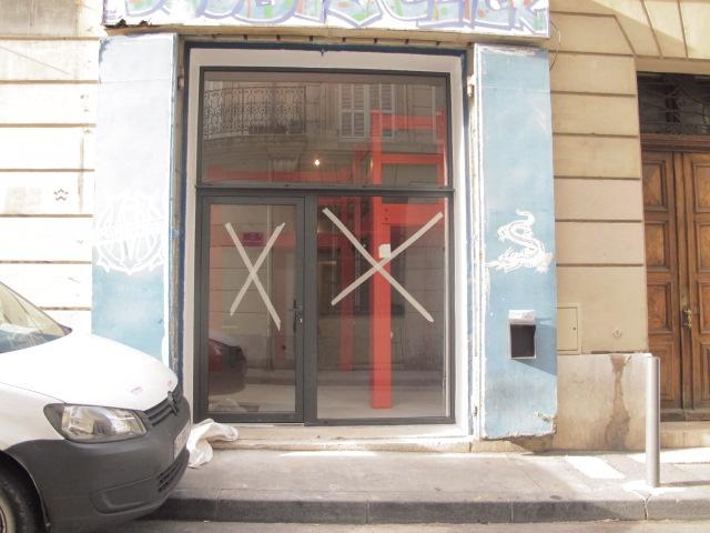 Location d'un local commercial au 14 rue stanislas torrent 13006 Marseille