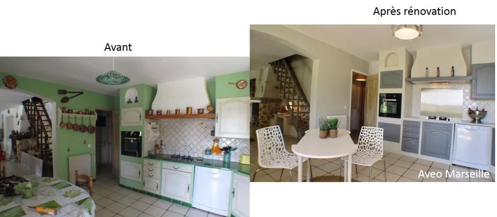 Rénovation de bien à louer à Marseille