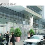 Acheter du neuf dans le résidence les Patios de Puget 13006 Marseille
