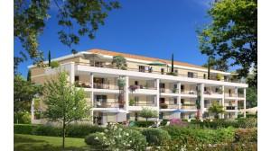 Investir dans du neuf dans len13008 Marseille - les Bastides de Borély