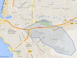 10e arrondissement marseille