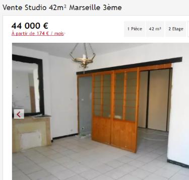 acheter appartement marseille