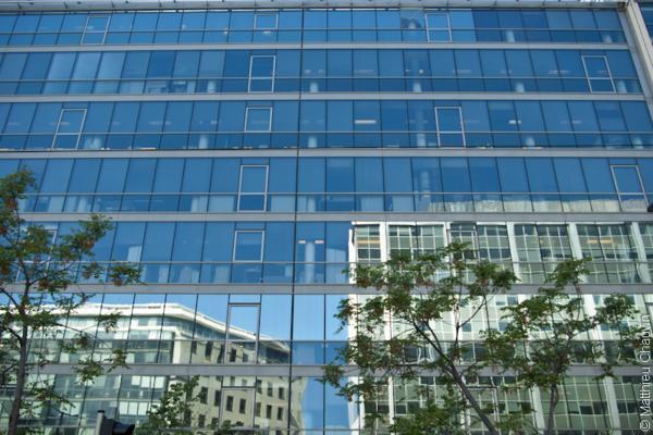 Le michigan building est un immeuble de bureaux ainsi que l ancien