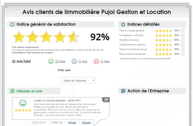 opinion system immobiliere pujol