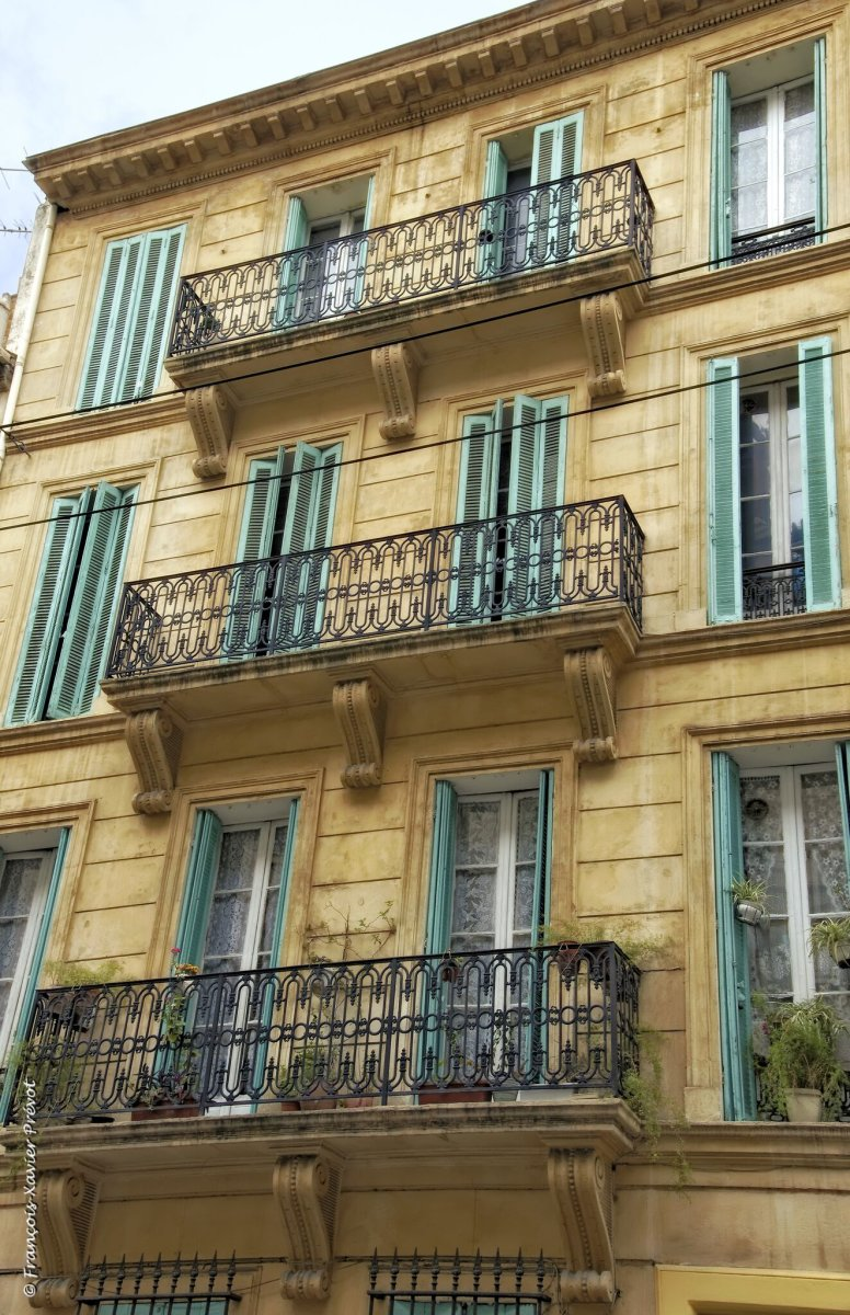 prix au m2 de l'ancien dans le 4eme arrondissement de Marseille en 2018