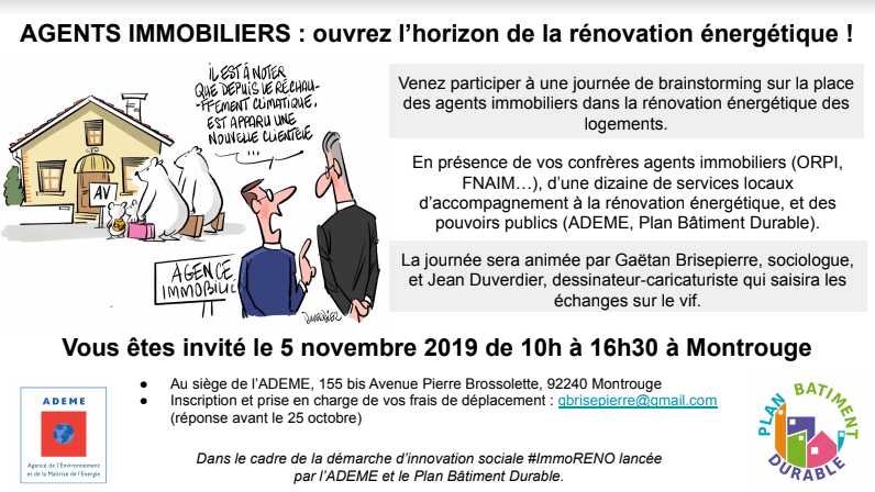 invitation ademe agents immobilier developpement durable