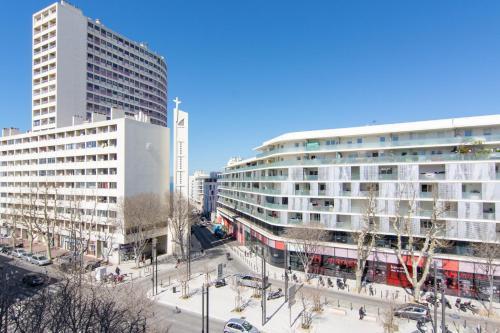 Quartier Saint Lambert Marseille
