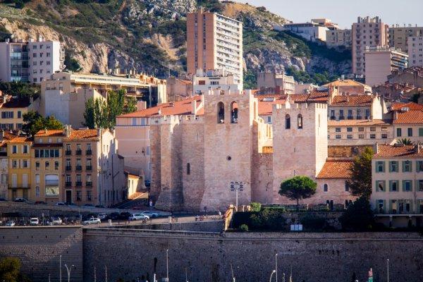 Quartier Saint Victor Marseille