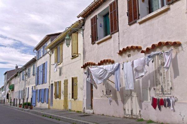 Quartier Saint Anne Marseille