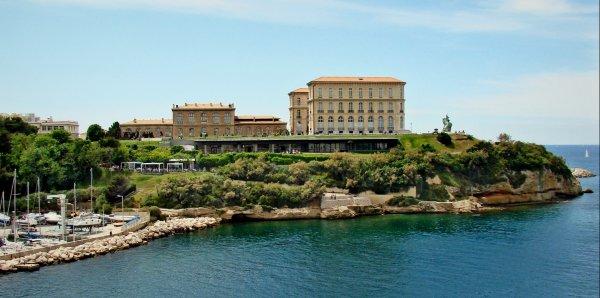 Quartier le Pharo Marseille