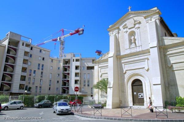 Quartier la Capelette Marseille