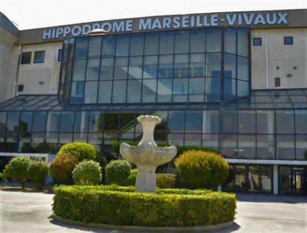 Quartier pont de vivaux Marseille