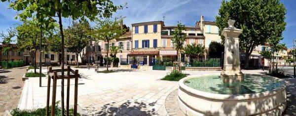 Quartier Chateau Gombert Marseille