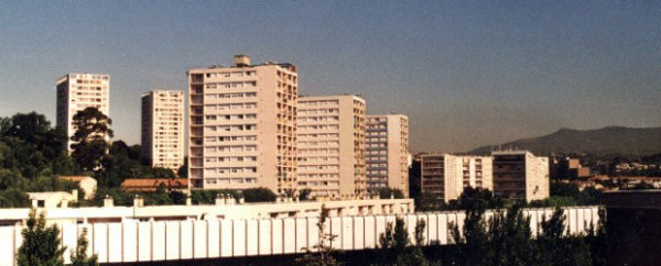 Photo Quartier de la Rose Marseille