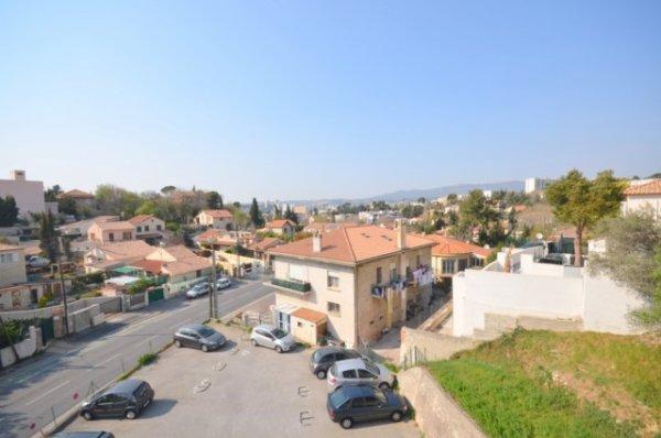 Photo Quartier des Olives Marseille