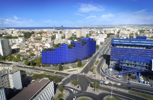 Photo Quartier de Saint Just Marseille